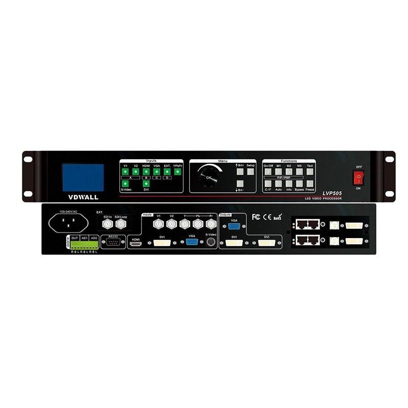 VDWALL LVP505 processore video a led lvp505 VDWALL controller LVP505 per parete video a led