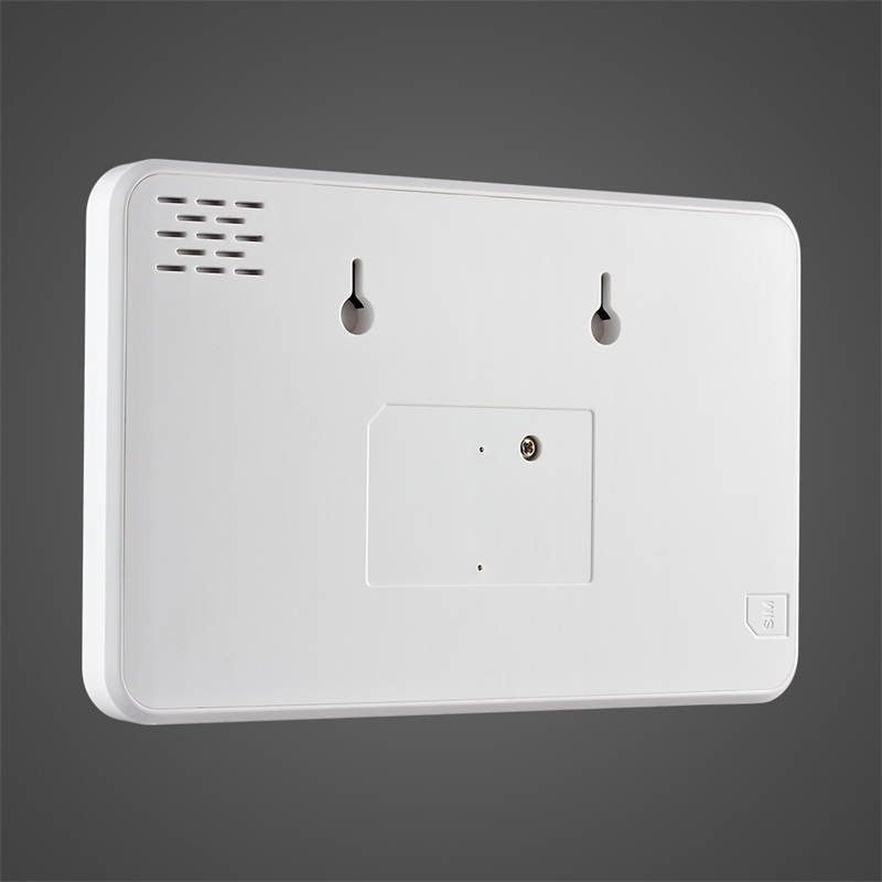 KERUI G18 GSM Home Security Alarm System Built-in Antenna Alarm Anroid IOS App Remote Control Low-voltage Remind Alarm
