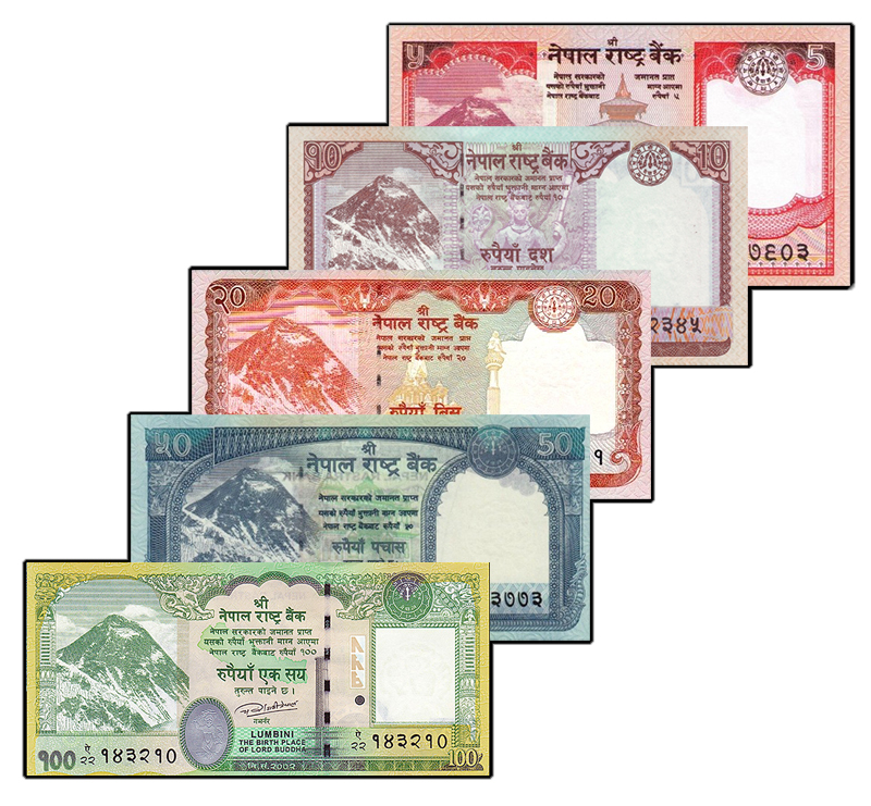INDIA 10 RUPEES P-NEW UNC LOT 10 PCS /> GANDHI HINDU WHEEL OF TIME 2017 2018
