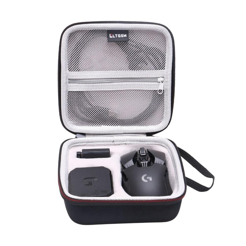 LTGEM EVA Hard Carrying Case For Logitech G903 / G900 Lightspeed Gaming Mouse