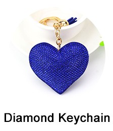 Diamond-Keychain