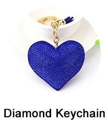Diamond-Keychain