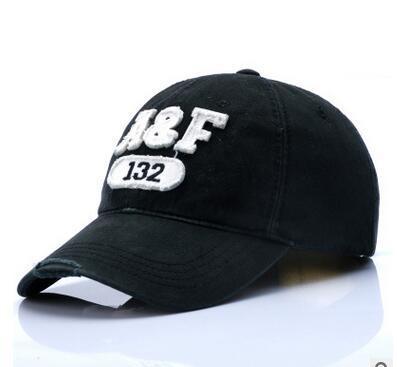 AF Baseball Cap Men Women Snapback Cap Hat Female Male Hip Hop Bone Cap Black Cool 2016 Brand Fashion Street Adjustable