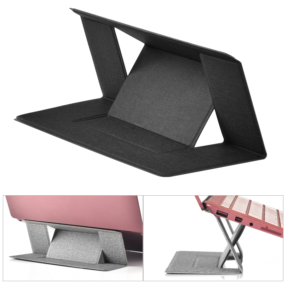 Adjustable Portable Ultra Thin For Macbook Holder Stand Foldable Laptop Notebook PC Table Hold Stand for iPad Computer SupportAdjustable Portable Ultra Thin For Macbook Holder Stand Foldable Laptop Notebook PC Table Hold Stand for iPad Computer Support