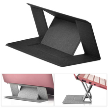 Adjustable Portable Ultra Thin For Macbook Holder Stand Foldable Laptop Notebook PC Table Hold Stand for iPad Computer Support