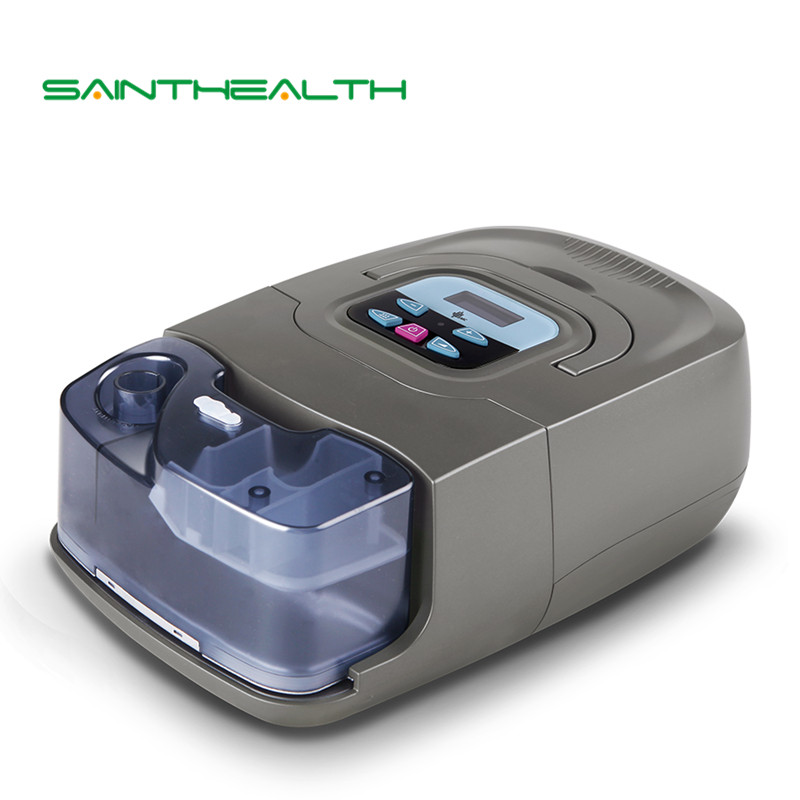 GI BPAP Machine (25A) Auto/S Mode With Mask Humidifier Carrying Case Therapy Snoring Apnea And COPD Made In Chinese Factory