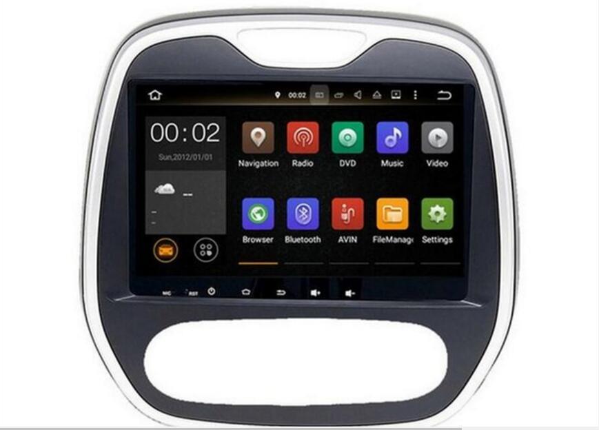 9 4G LTE Android 9.0 4G/android 9.0 2DIN lecteur DVD de voiture multimédia GPS pour Renault Captur/CLIO/Samsung QM3 2011 2012 2013 2014