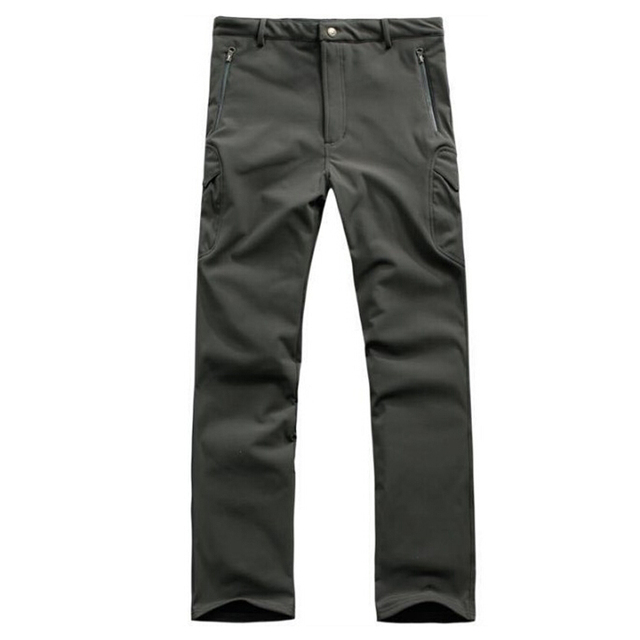 Waterproof Soft Shell Military Pants High Quality Military Army Cotton Jacket Long Trousers Plus Size S-XXXL
