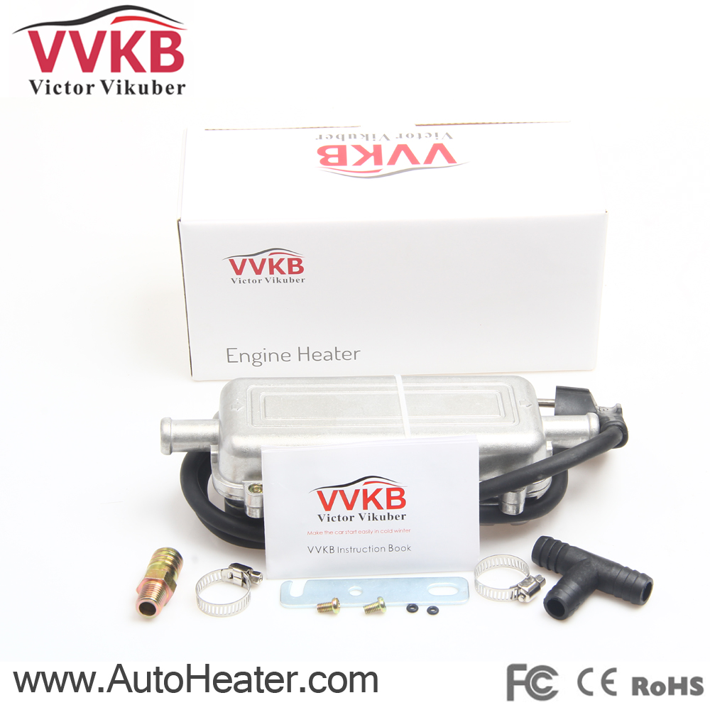 Car heater Easy to use With the pump Rated voltage 220V Rated power 3000W Engine Coolant Heater high quality engine coolant heater 230v 2000w