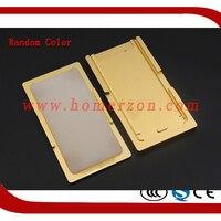 1 Unidades borde de Metal Del Molde Del Molde Para Samsung Galaxy S7/s6 edge/s6 + g9280/nota 4 borde de Laminación Pantalla LCD + Posicionamiento Alineación