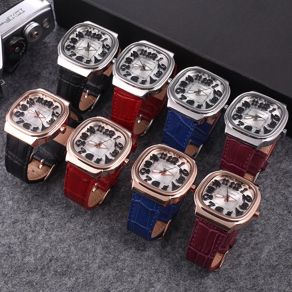 hot fashion desiner quartz watches for women Retro ladies wristwatches (15)