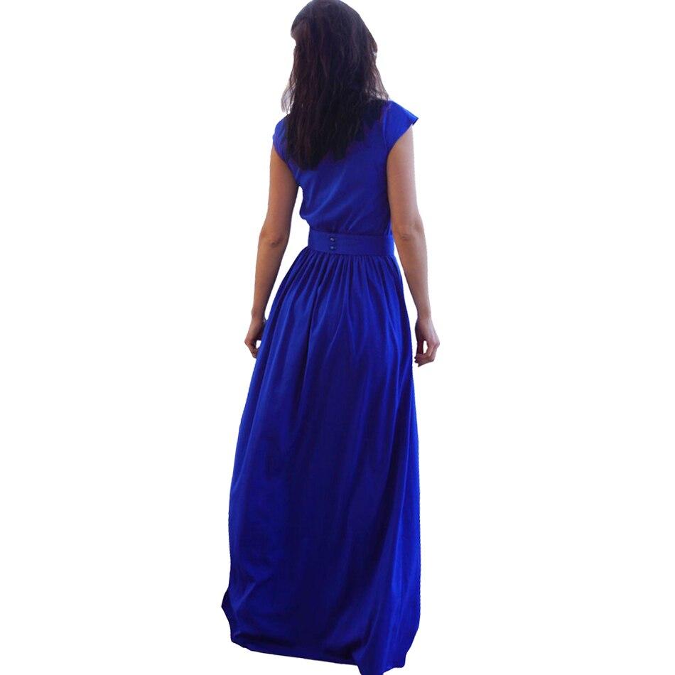 Hermosa Vestidos De Partido Azul Royal Composición - Ideas de ...