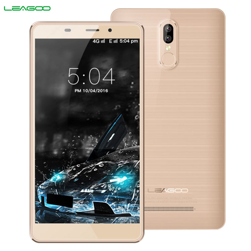 4G LEAGOO M8 Pro 2GB 16GB Dual Rear Cameras 0 19s Fingerprint 5 7 inch 2