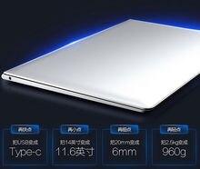 windows 10 actived ultrabook mini laptop 11.6inch all metal mini laptop 2G 64G SSD intel notebook ultraslim netbook(China (Mainland))