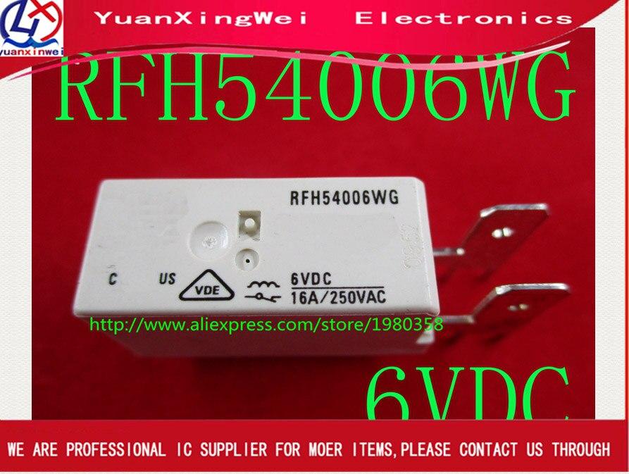 Livraison gratuite 1 pcs RFH54006WG RFH54006W RFH54006 d'origine nouveau 100% TYCO Relais de Puissance