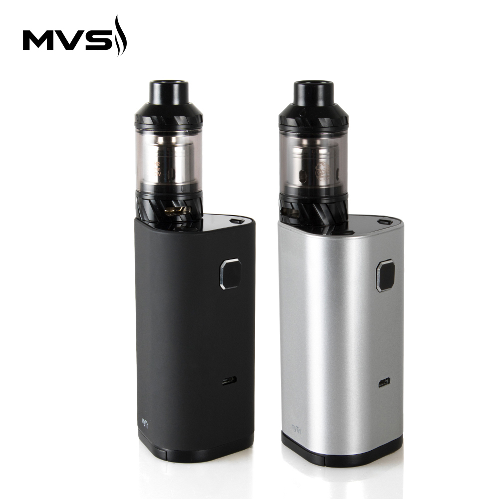 Russian Warehouse Original Myvapors Mytri Kit With Kage Atomizer 300w Mod Box Support Vw/tc-ni/tc-ti/tc-ss/tcr E-cigs Vape Kit #1