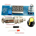 DIY Digital Soldering Iron Station Temperature Controller Board Kit For HAKKO T12 T2 Handle