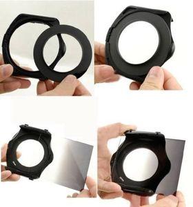 Image 4 - 49 52 55 58 62 67 72 77 82mm Ring adapter + Holder + Filter ND2 ND4 ND8 + Graduated Grey Blue Orange Filter for Cokin P Camera