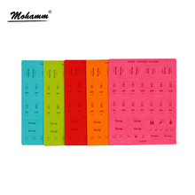 1 Pcs Cute Kawaii Number Alphabet Scrapbook Decorative Book Stickers Page Markers Multifunction Office School Crafting