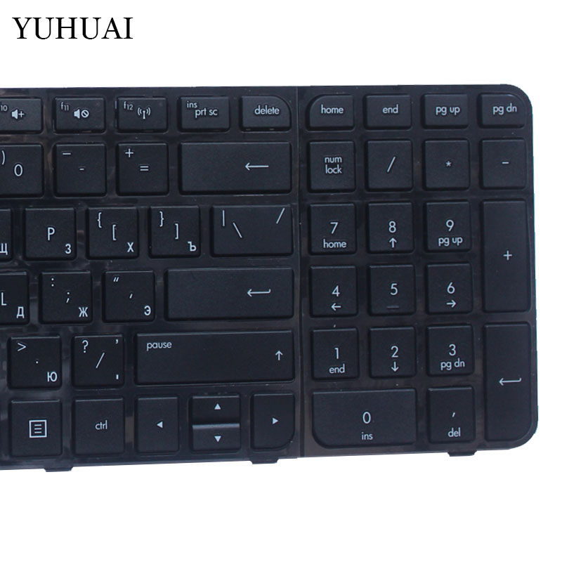 Image 2 - Russian Laptop Keyboard For HP Pavilion g6 2000 2328tx 2233 2301ax With frame 699497 251 647425 251 697452 251 AER36701210-in Replacement Keyboards from Computer & Office on