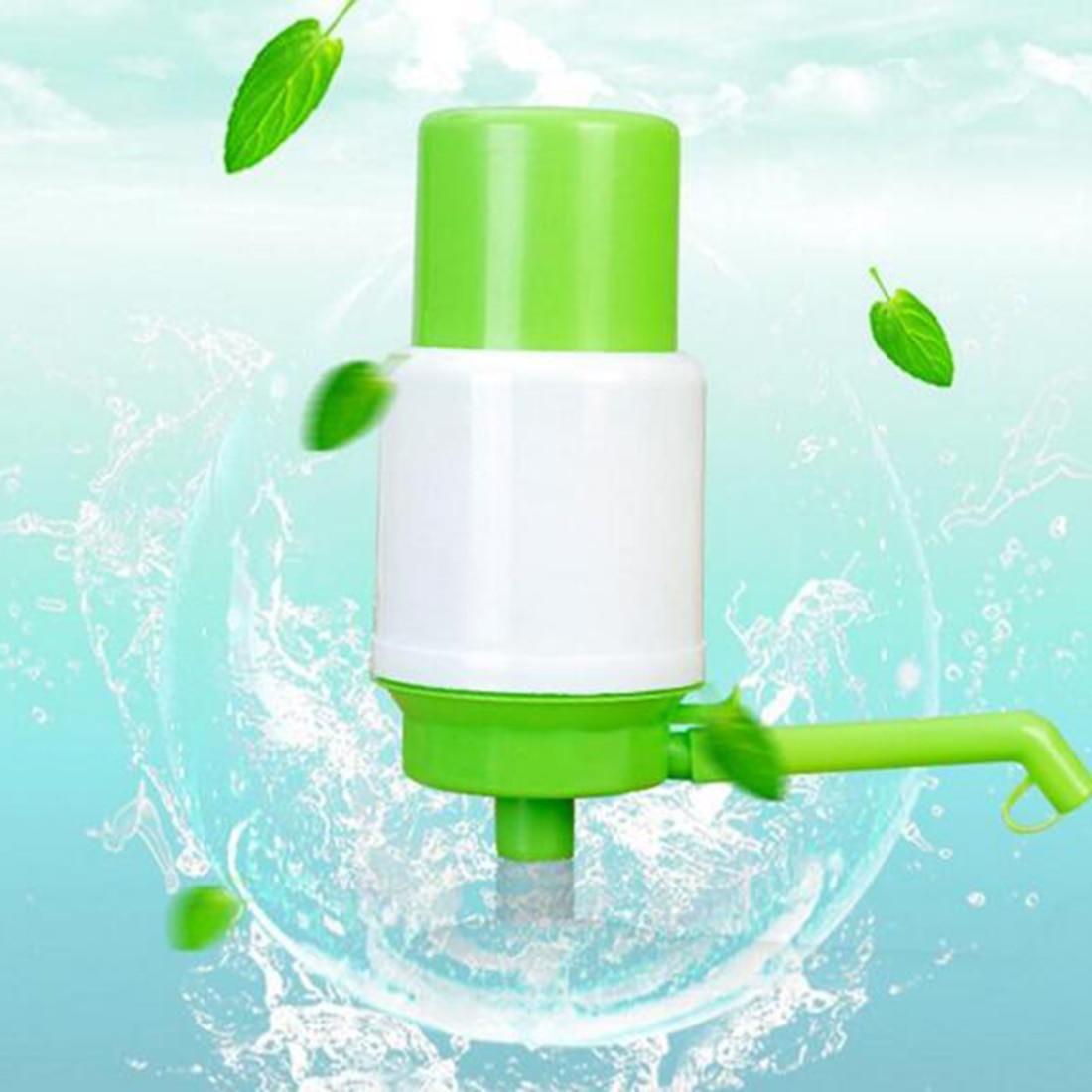 Best Seller Random Color Household Manual Water Bottle/Jug Hand Pump Hand Press Dispenser 5