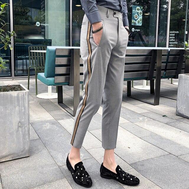 Pantalon Homme Bande latérale 2
