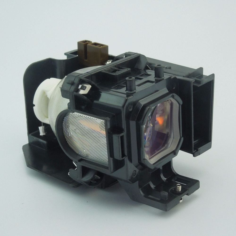 LV-LP26 / 1297B001AA Compatible Projector Lamp with Housing for CANON LV-7250 / LV-7260 / LV-7265 compatible bare bulb lv lp33 4824b001 for canon lv 7590 projector lamp bulb without housing