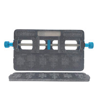 UANME Universel Haute température téléphone carte mère Gabarit PCB Conseil Mobilier Porte-IC D'entretien De Réparation Moule Outil Plate-Forme