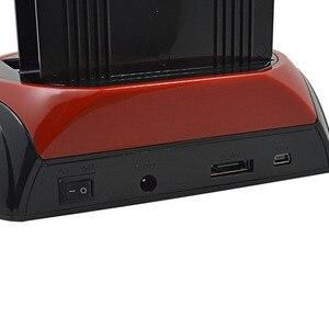 Image 3 - TISHRIC IDE SATA Dual All In 1 Hd/HDD Dock/Docking Station Hard Disk/Drive Hdd 2.5 3.5 Reader Usb EU External Box Enclosure Case