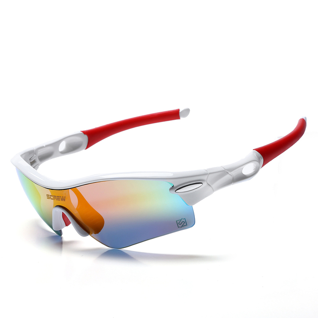 Ski Polarized Goggles Airsoft Sports TacticalRadar-lock