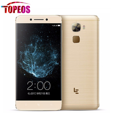 Original Letv LeEco Le Pro 3 X720 Snapdragon 821 Mobile Phone 5.5inch 4GB RAM 32GB ROM 4070mAh 2.3Ghz 1920*1080 4G Fingerprint
