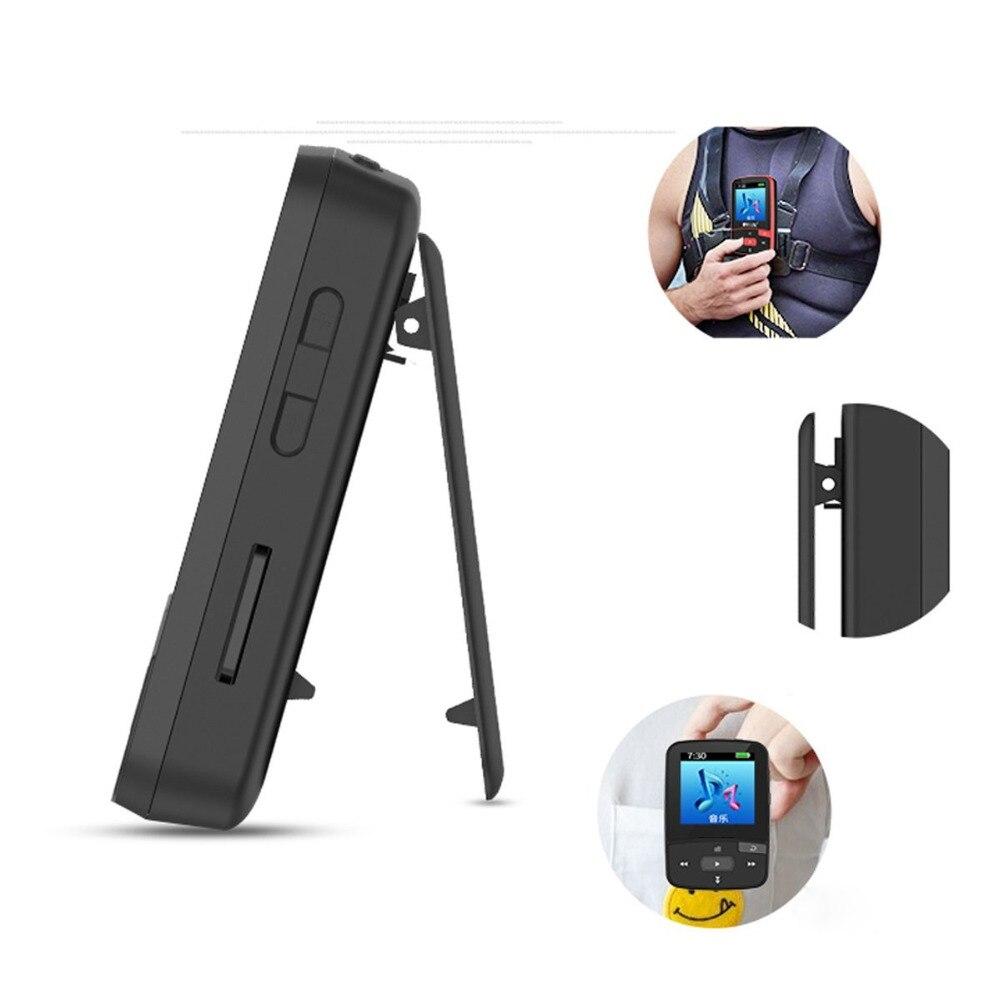 Πρωτότυπο RUIZU X50 Mini Sport Clip Bluetooth mp3 player - Φορητό ήχο και βίντεο - Φωτογραφία 5