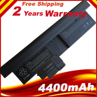 Wholesale New 8cells Laptop Battery FOR ThinkPad X200T X201T Tablet Series 43R9257 43R9256 42T4564 Free Shipping