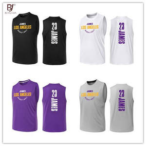 5457ce62bda BONJEAN Breathable Training Shirts Uniforms Sports Basketball Jerseys