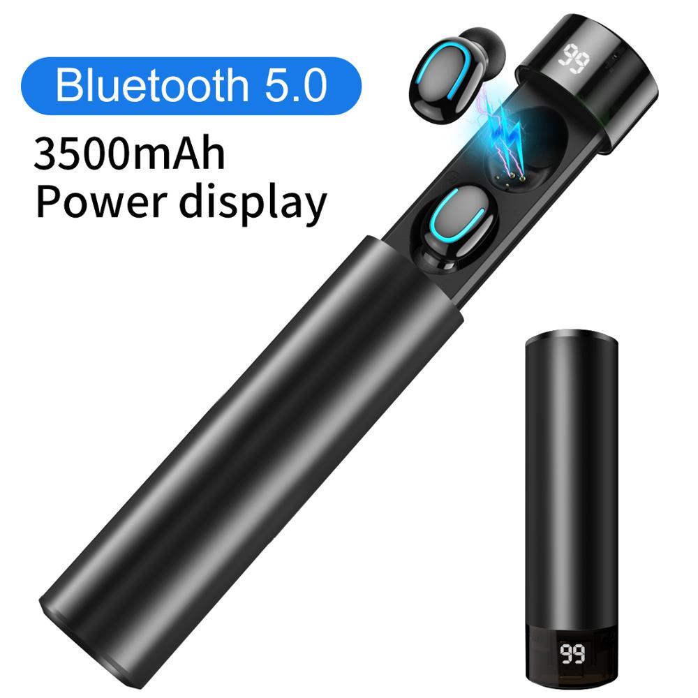 Q67 TWS Wireless Earbuds 3D Stereo Mini Bluetooth Earphone 5.0 With Dual Mic Sports Waterproof Earphones Auto Pairing Headset