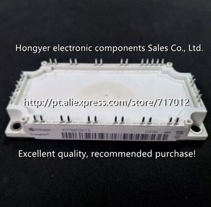 Free Shipping FP75R12KT3 No New(Old components,Good quality) IGBT,Can directly buy or contact the seller.Game board accessories