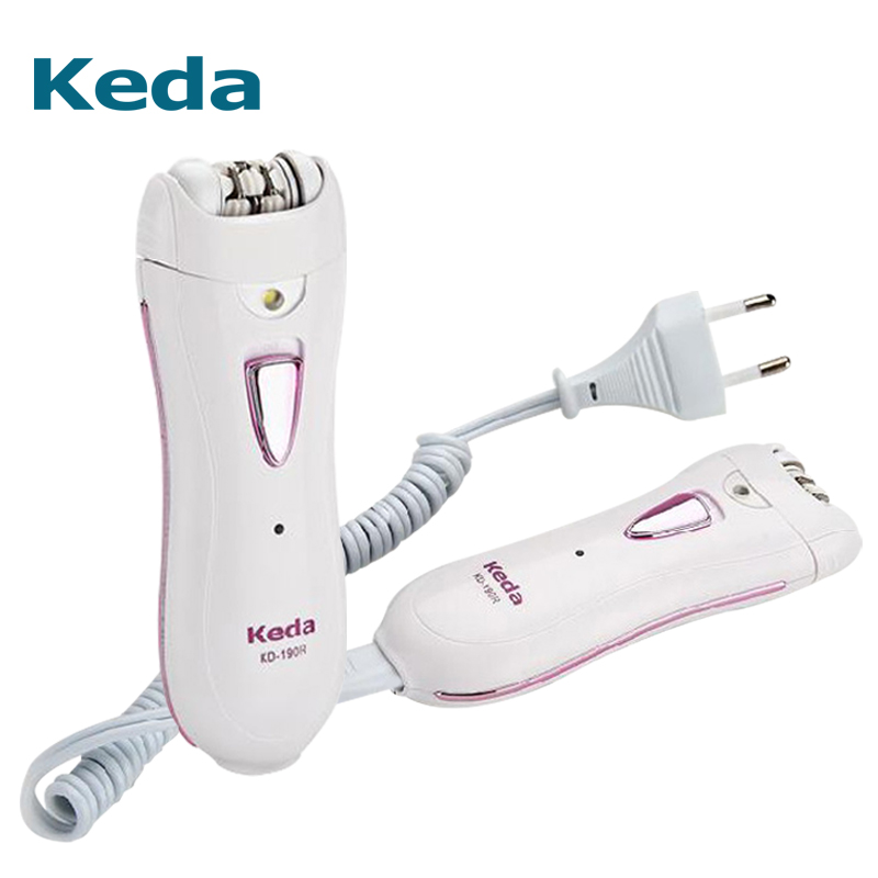 Brand Depilacion Epilator  Women Depilatory Electric Full Body Use Rechargeable High Quality Worldwide Voltage FISHKIMBrand Depilacion Epilator  Women Depilatory Electric Full Body Use Rechargeable High Quality Worldwide Voltage FISHKIM