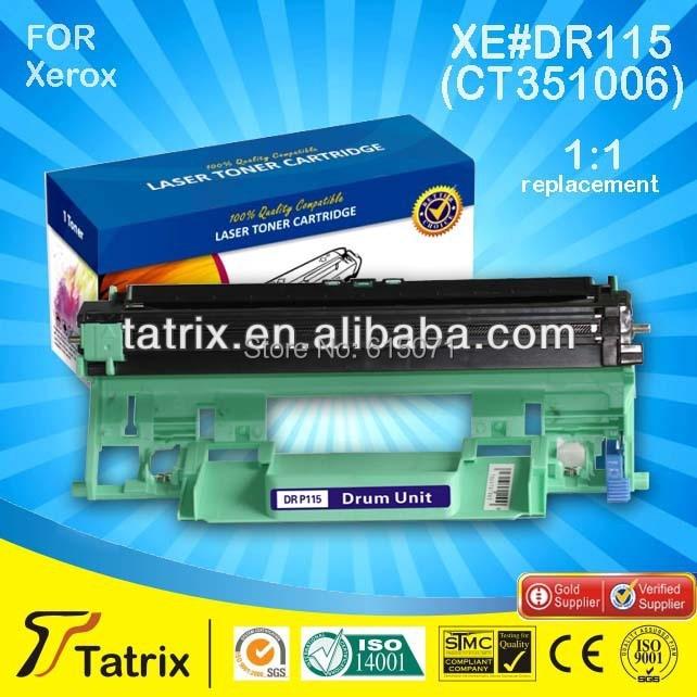 ФОТО For Xerox DR P115 Compatible Drm Unit toner cartridge for Xerox DocuPrint P115b ,free shipping