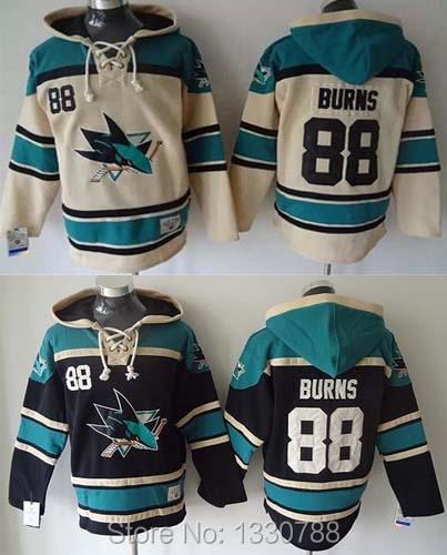 more photos 2ee8e efceb uk mens san jose sharks 88 brent burns old time hockey cream ...