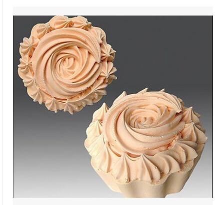 DIY Venta Caliente 3D Flor En Forma de Molde de Silicona Fondant Cake - Cocina, comedor y bar