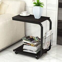 Чайный столик, столешница для офиса, журнальный столик, полка для журналов, небольшой столик, передвижная мебель для гостиной, спальни