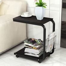 Чайный стол приставной столик для офиса журнальный столик журнальный полки небольшой стол подвижный гостиная мебель для спальни