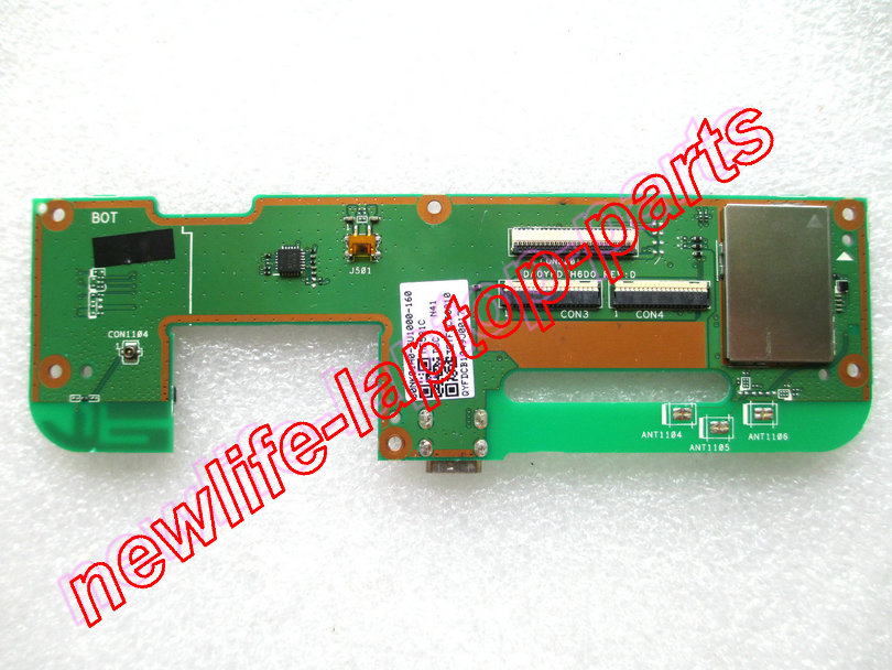 купить original for ME581 ME581C USB charger board ME581CL_SUB DA0YFDTH6D0 test good free shipping по цене 3943.86 рублей