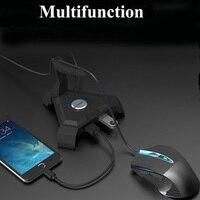 Cuerda elástica para ratón para Gaming diseño creativo práctico ratón Bungee soporte para cables organizador de cables línea multifunción F1