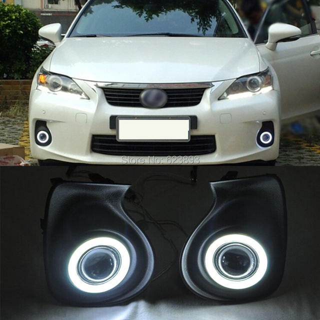 2011 Lexus Ct Suspension: Car Styling For Lexus CT200H 2011 2013 LED Daytime Running