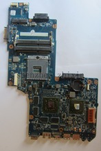 For Toshiba satellite C850 L850 laptop motherboard H000052630 DDR3 PGA989 HM77 With graphic full test
