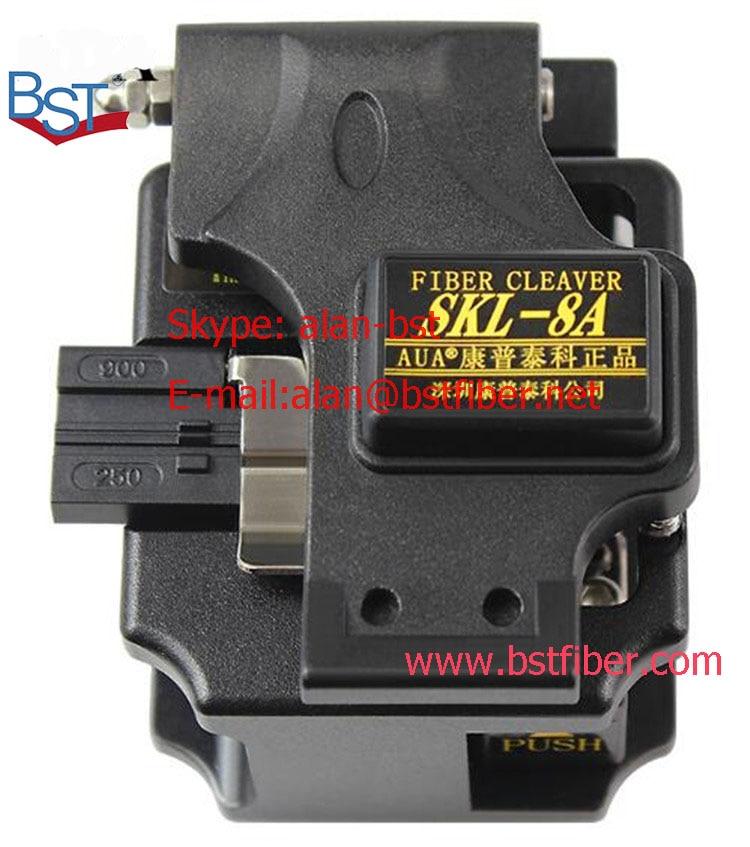 high precision optical fiber cleaver SKL-8A , updated version cable cutter, welding machine dedicated cutter,