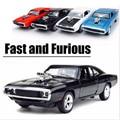 1:32 escala rápido y furioso modelo a escala 1970 Dodge cargador modelo de aleación de coche coches de juguete Diecast juguetes para niño niños regalo