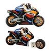 Pendrive Moto Usb Flash Drive 16gb Motorcycle Pen Drive 32GB Cartoon 4GB Usb 2 0 Memory