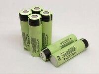 Новая Оригинальная батарея для Panasonic NCR18650B 3,7 V 3400mah 18650 перезаряжаемые литиевые батареи для портативных фонарей